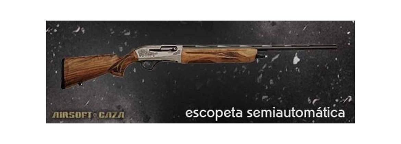 Escopetas semiautomáticas