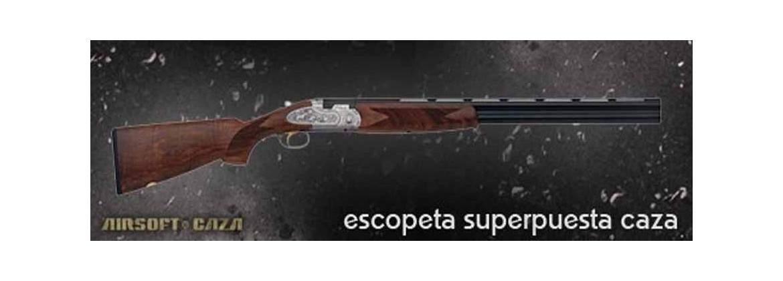 Escopetas superpuestas caza