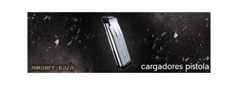 Cargadores Pistola