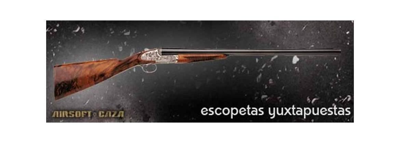 Escopetas yuxtapuestas