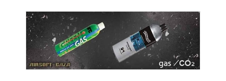 Gas / Co2