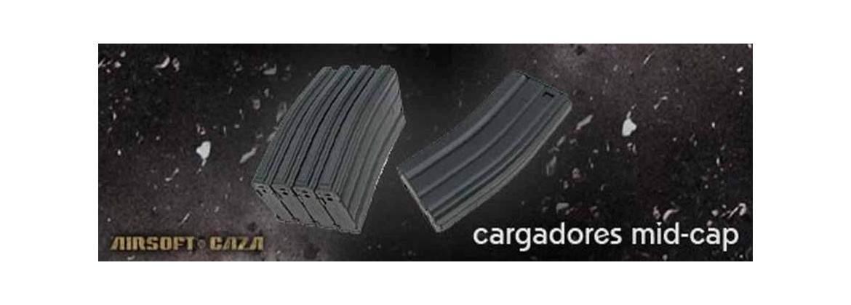 Cargadores Mid-Cap